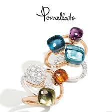 italian jewellery designers pomellato jewelry rings earrings bracelets pomellato online
