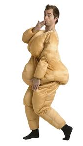 worlds funniest halloween costumes fat suit by fun world funny costumes pinterest