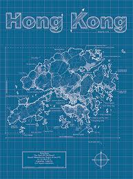 wedding gift hong kong hong kong map original artwork wall birthday gift