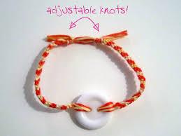 adjustable bracelet clasps images Button friendship bracelets sweet pamplemousse jpg