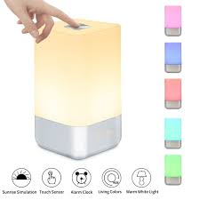 Philips Wake Up Light With Colored Sunrise Simulation Best 25 Light Alarm Clock Ideas On Pinterest Sunrise Alarm