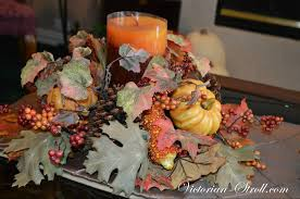 fall coffee table victorian stroll