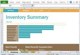 Inventory Template Excel 2010 Personal Inventory Log Template For Excel