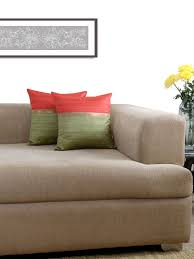 Wooden Sofa Cushions In Bangalore Cushion Covers Buy Cushion Cover Online In India Myntra