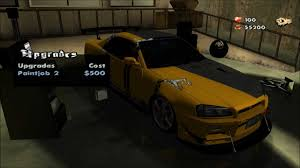 gta sa nissan skyline r34 2 tunable hd youtube