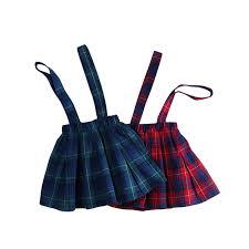 plaid skirt 2018 kids skirts for baby girl summer fall plaid skirt toddler