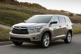 toyota highlander length 2016 toyota highlander united cars united cars