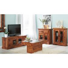 jali 3 door sheesham sideboard sheesham furniture furniture jali sheesham dvd cabinet