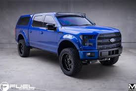 Ford F150 Truck Rims - ecoboost time with this f150 and fuel wheels