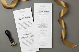 tea length wedding program template printable wedding program template instant rustic