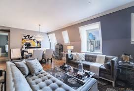 Jonathan Adler Sofas by Living Room With Drop In Sink By The Corcoran Group Zillow Digs