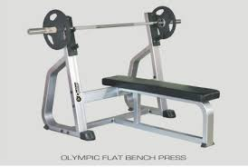 Straight Bench Press Chest Fitness Equipment Manufacturer From Mumbai