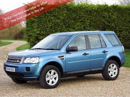 used land rover freelander 2 suv 2 2 td4 s station wagon 4x4 5dr