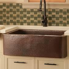Native Trails Farmhouse  X  Copper Kitchen Sink  Reviews - Cooper kitchen sink