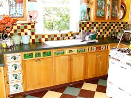 kitchen cabinet recycle bins alder kitchen cabinets with olive oil can drawer fronts