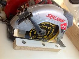 convert portable circular saw to table saw thinking wood project 2 diy portable 3 in 1 workbench table saw