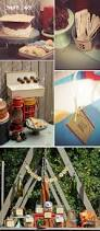 backyard camping party ideas pizzazzerie