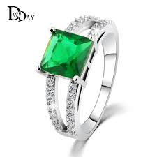 aliexpress buy fashion big size 18k gold plated men aliexpress buy new brand fashion big square cut emerald