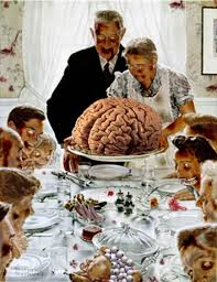 thanksgiving i ll see you in hell norman rockwell