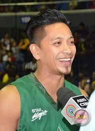 jhong hilario haircut kapamilya all star basketball push com ph your ultimate showbiz