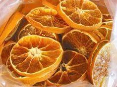 10 dried whole slit oranges craft primitives and primitive crafts