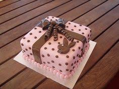 18th birthday cake with playboy cupcakes by nemdekan via flickr