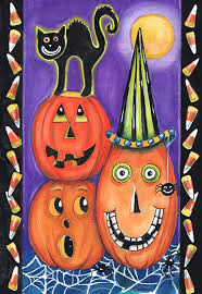halloween store usa halloween garden flags page three halloween wikii
