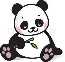baby panda drawings