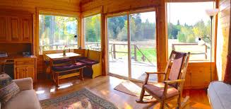 Inside Peninsula Home Design by The Pond Cottage An Idyllic Retreat Surrounded By Nature Small
