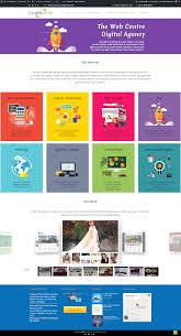 web design the web centre