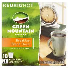 keurig k cups light roast keurig green mountain coffee light roast coffee breakfast blend