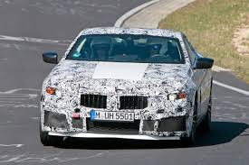new bmw m8 spy shots reveal 8 series for the first time auto
