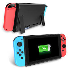 Louisiana travel charger images Nintendo switch battery charger case antank portable backup pack jpg