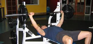 wide grip barbell bench press chest exercise guide