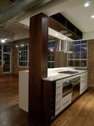 prix d une cuisine avec ilot central loft à houston par content architecture cuisine avec ilot
