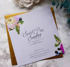 bridesmaid invitations uk will you be my bridesmaid card bright floral by sweet pea sunday