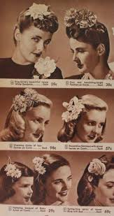 1940s hair accessories 1940s vintage hair accessories 4 authentic styles