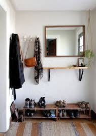 diy coat rack u2013 tutorial and inspiration