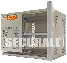flammable gas storage cabinets securall cylinder tank storage cabinets propane gas cylinder