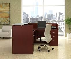 Reception Desk Shell Insignia 72 Wood Veneer Reception Desk Shell New Ofw Office