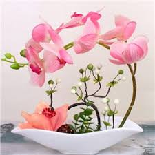 Artificial Flower Bouquets Artificial Flowers U0026 Potted Plants Silk Wedding Bouquets