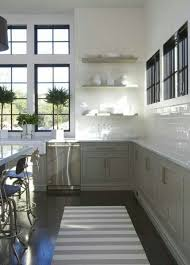 Galley Kitchen Rugs Tuesday S Tips Runners More Coverage Than Regular Kitchen
