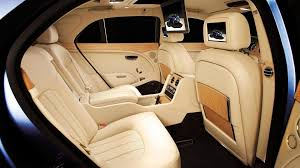 bentley mulsanne limo interior bentley mulsanne gains new executive interior package