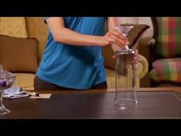 Decorating With Hurricane Vases Dollar Tree Craft Idea Hurricane Vase Youtube