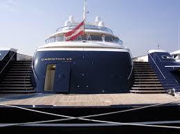 lürssen yachts carinthia vii 96 meter lurssen yacht