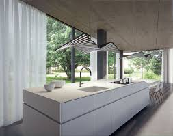 Concrete Kitchen Island by Caesarstone Gallery Kitchen U0026 Bathroom Design Ideas Inspiration