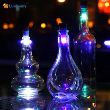 cork shaped rechargeable bottle light lumiparty magic cork shaped usb rechargeable wine bottle night light