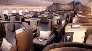 ce siege air les cabines du nouveau boeing 787 el al 100 recaro the