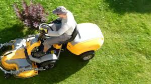 rider stiga park 540 plx 4wd youtube