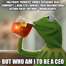 Profit Meme - but thats none of my business meme imgflip